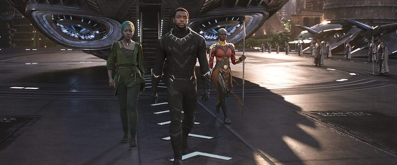 black panther returning to theaters