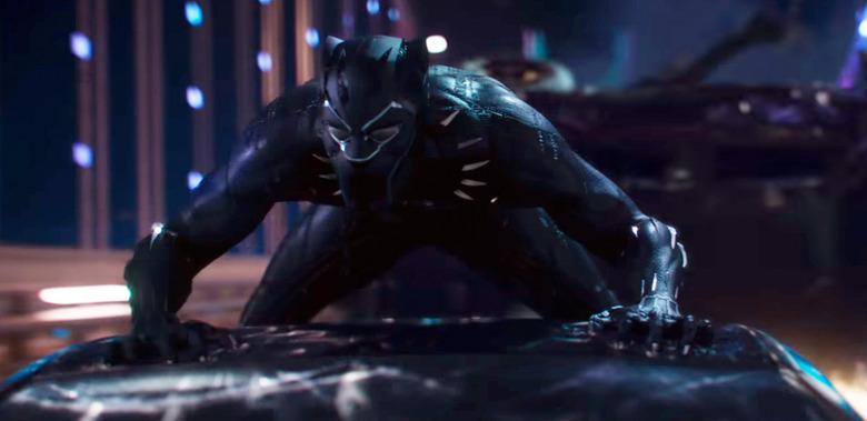 Black Panther Spoiler Review
