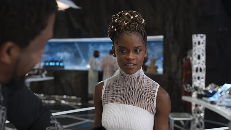 Black Panther: Wakanda Forever Star Letitia Wright Injured On Set While Filming Stunt