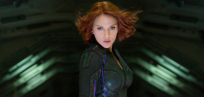Black Widow Movie Director - Scarlett Johansson