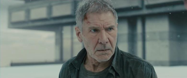 Blade Runner 2049 narration