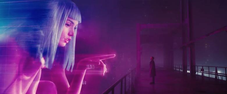 Blade Runner 2049 trailer vr