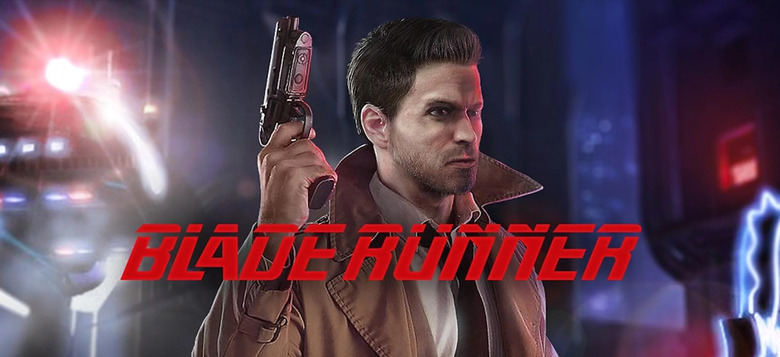 Blade Runner Video Game Re-Release