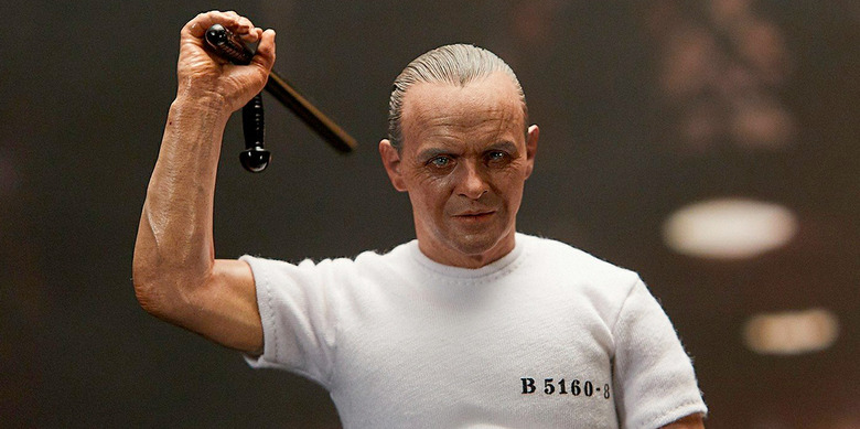 Hannibal Lecter Statue