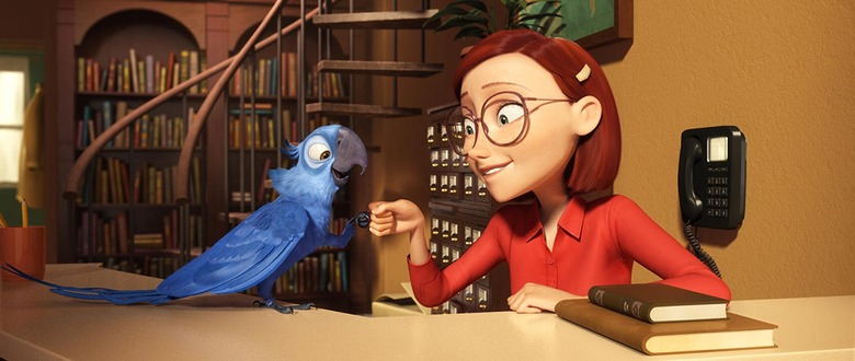 blue sky studios first female director