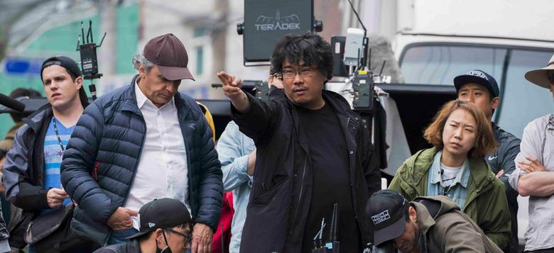 bong joon-ho filmmakers