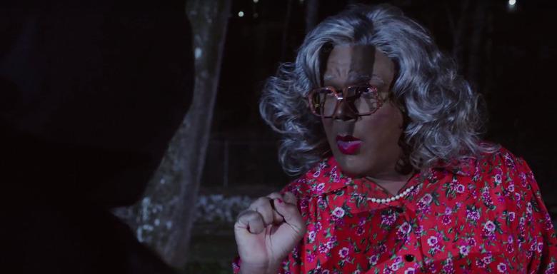 Boo 2 A Madea Halloween Trailer