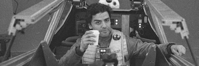 Book Of Rian Johnson's Last Jedi Behind The Scenes Photos
