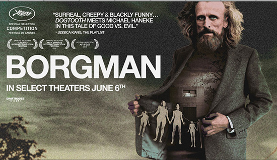 Borgman first five minutes
