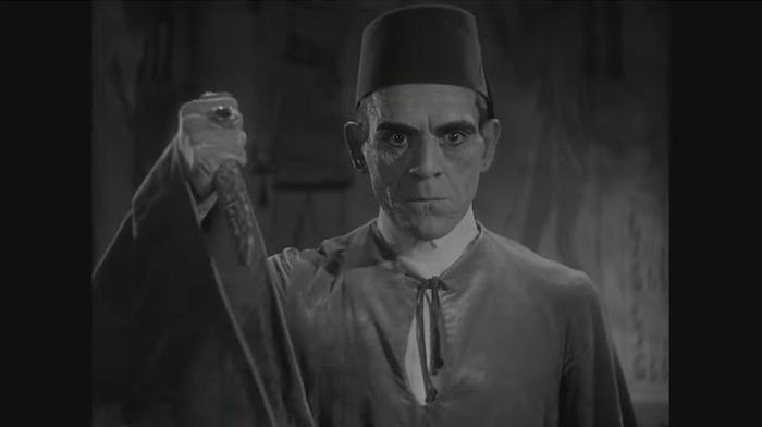 Boris Karloff The Man Behind the Monster Trailer