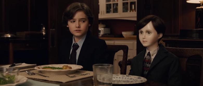 Brahms: The Boy II Set Visit