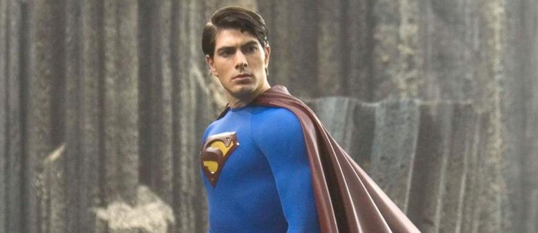 Brandon Routh Playing Superman