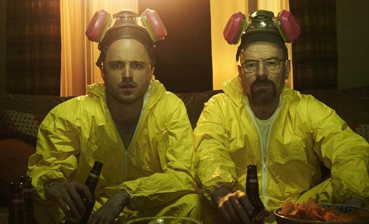 Breaking Bad Season 5 - Jesse and Walter