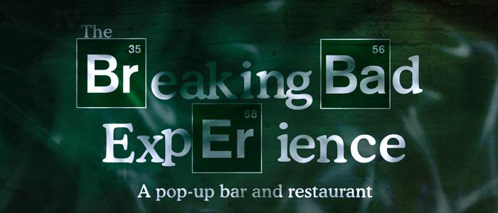 Breaking Bad pop-up