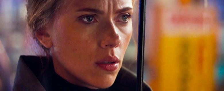 Scarlett Johansson tv show