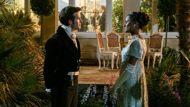Bridgerton Season 2 Clip: How About Some More Period Romance?
