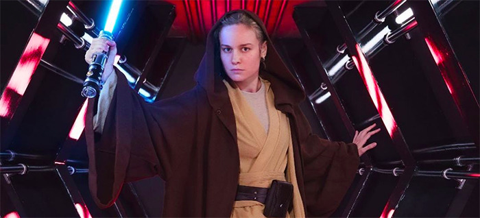 Brie Larson Auditioned for Star Wars, Terminator and The Hunger Games
