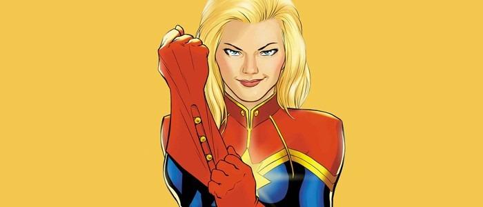 captain marvel origin