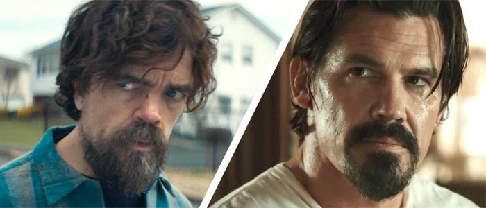 Brothers Comedy Movie - Peter Dinklage and Josh Brolin