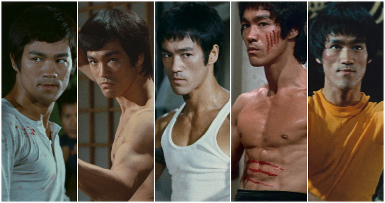 Bruce Lee His Greatest Hits Blu-ray