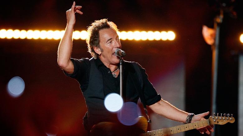 Bruce Springsteen harry potter song