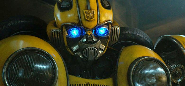 Bumblebee Comic-Con