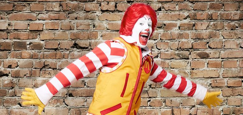 Ronald McDonald - Burger King Wants to Ban It