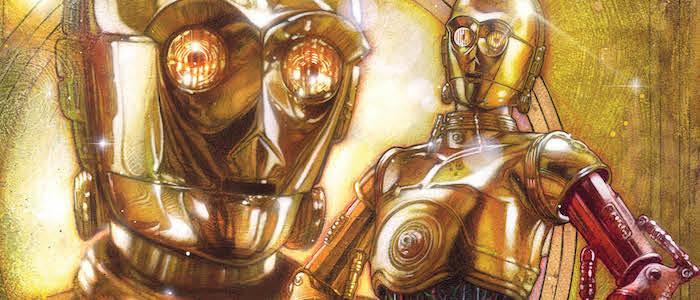 C-3PO's red arm