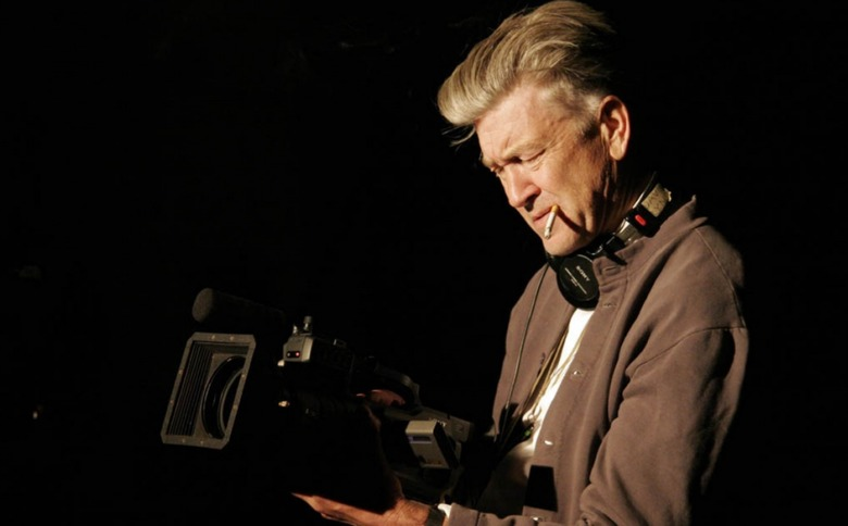 David Lynch says Cable Television is the New Arthouse