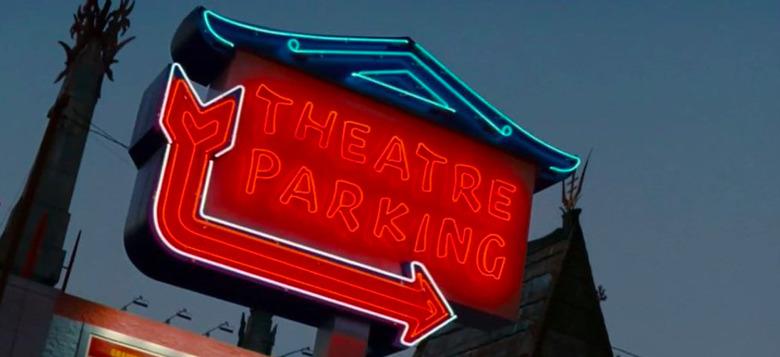 California Movie Theaters