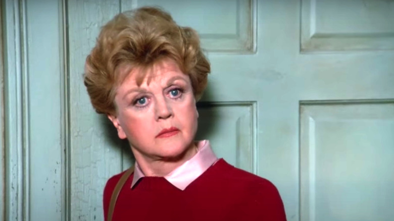 This is not the alphabet series, this is Murder She Wrote