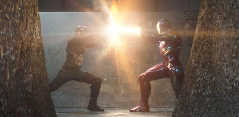 Captain America Civil War Easter Eggs