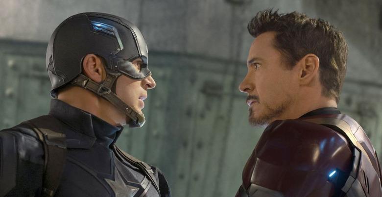 Captain America Civil War featurette