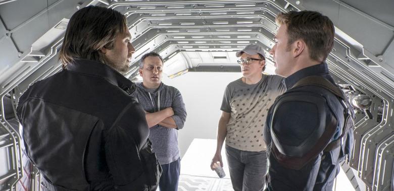 Captain America Civil War Interview