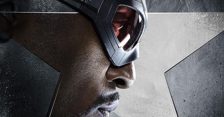 Captain America Civil War Posters