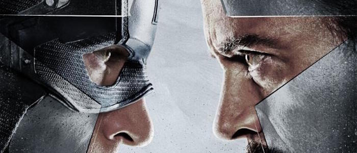 Captain America Civil War Set Visit