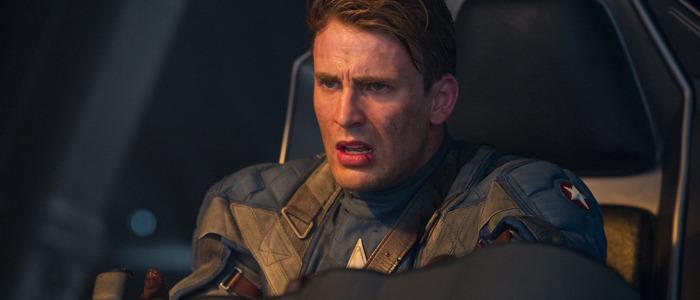 Captain America Disney+