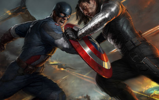 Captain America Winter Soldier Concept Header