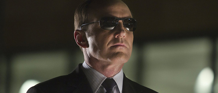Captain Marvel Agent Coulson