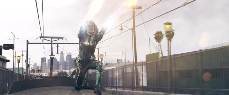 Captain Marvel Trailer Breakdown