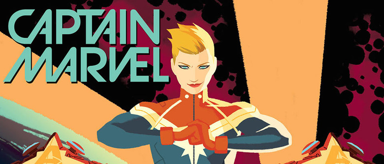 Captain Marvel director shortlist