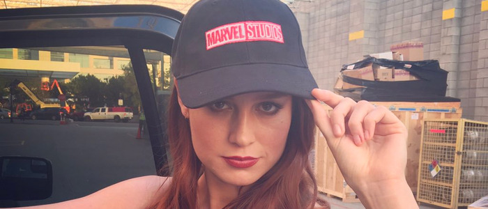 Captain Marvel first look