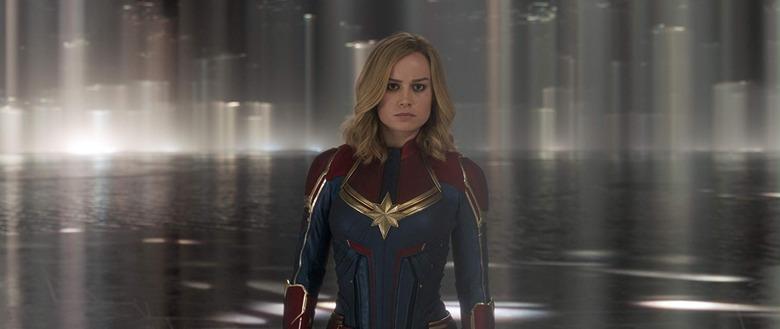 captain marvel original ending