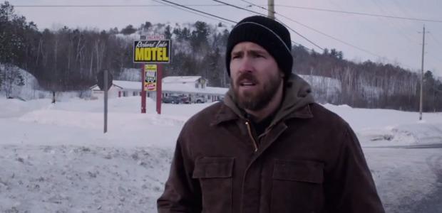 Captive trailer Ryan Reynolds