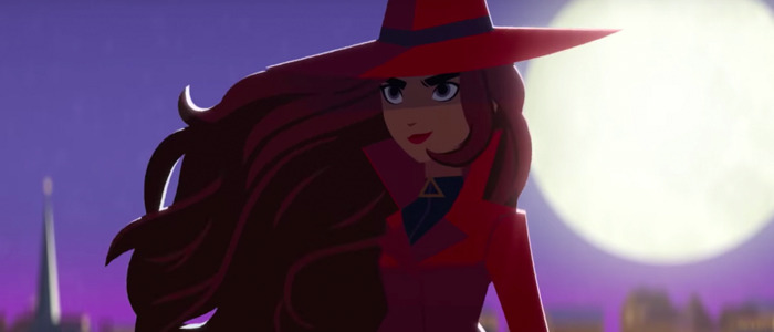 Carmen Sandiego trailer