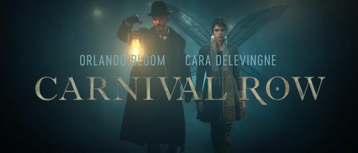 Carnival Row Comic-Con
