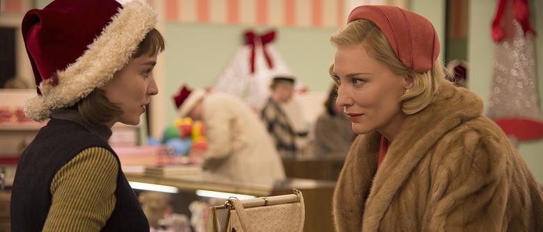 Carol trailer