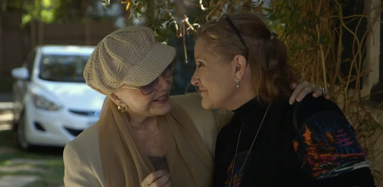 Carrie Fisher and Debbie Reynolds Documentary Trailer