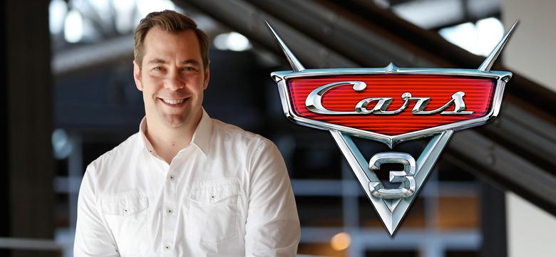 Brian Fee - Cars 3 Interview
