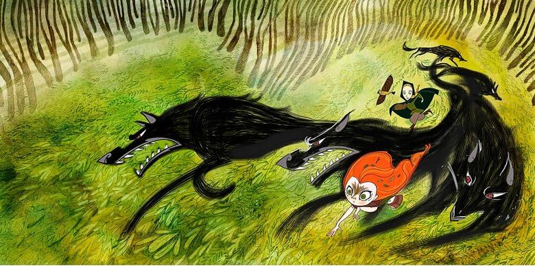 cartoon saloon animated series